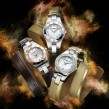 Baume & Mercier Linea Straps Limited Edition