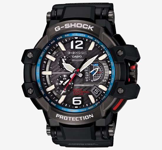 Casio G-Shock Gravitymaster GPW-1000-1A Watch