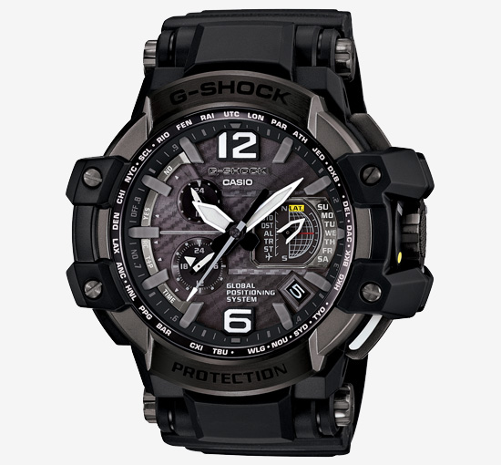 Casio G-Shock Gravitymaster GPW-1000-1B Watch