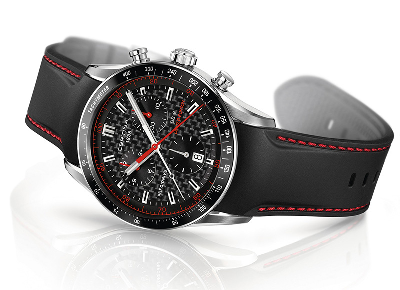 Certina DS 2 Chronograph Sauber F1 Team Watch