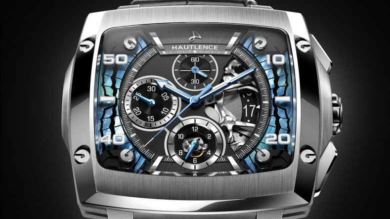 Hautlence Invictus Morpos Watch Case