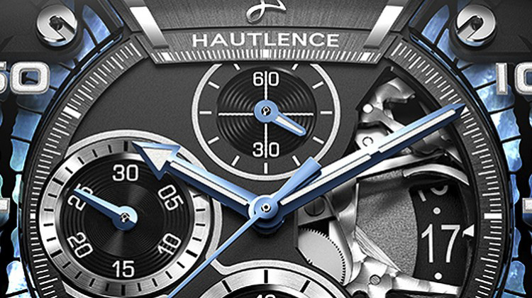 Hautlence Invictus Morpos Watch Dial
