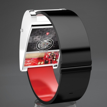 Luxius Suisse Smart Tourbillon Watch Back