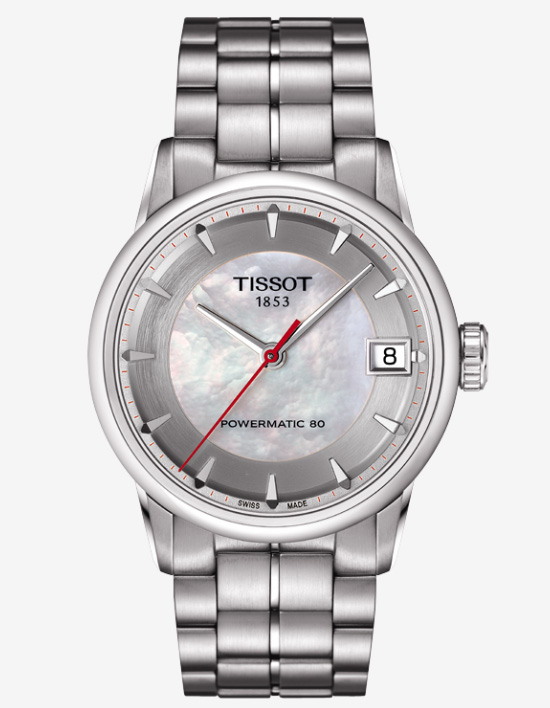Tissot Powermatic 80 Asian Games 2014 Special Edition Lady Watch Front