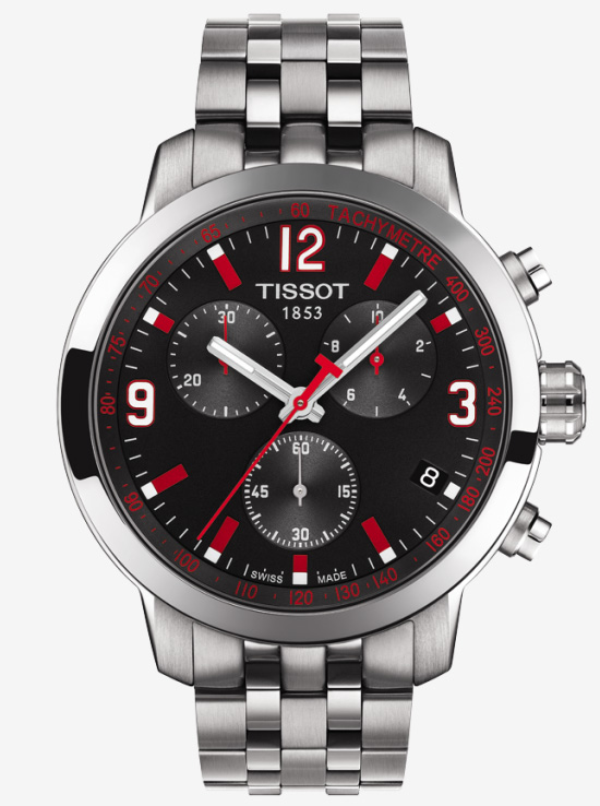 Tissot PRC 200 Chrono Quartz Asian Games Special Edition 2014 Watch Front