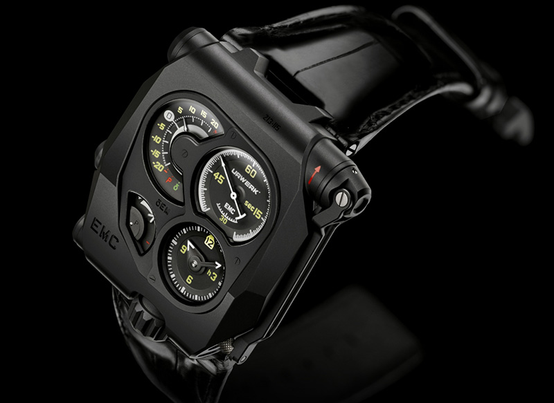 Urwerk EMC Black Watch