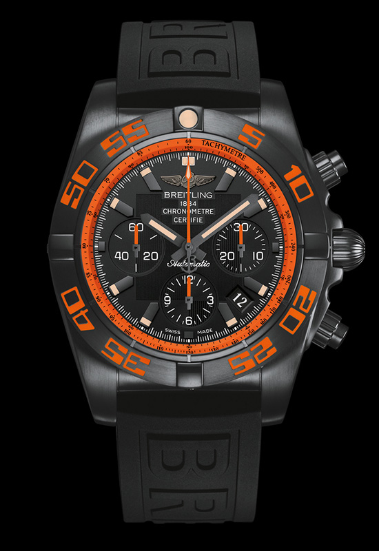 Breitling Chronomat 44 Raven Watch