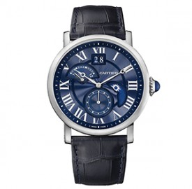 Rotonde De Cartier Second Time Zone Day/Night