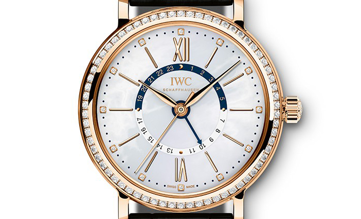 IWC Portofino Midsize Automatic Day & Night Watch Case
