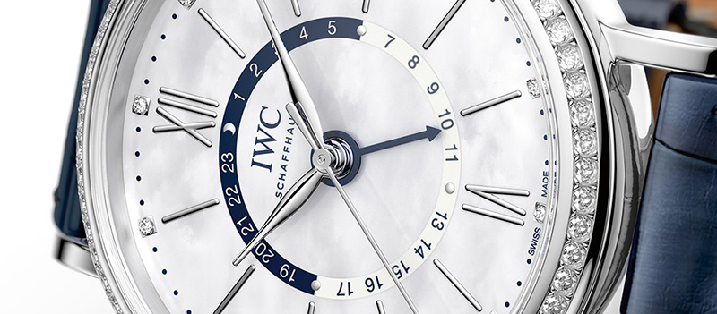 IWC Portofino Midsize Automatic Day & Night Watch Dial
