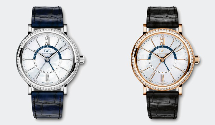 IWC Portofino Midsize Automatic Day & Night Watches