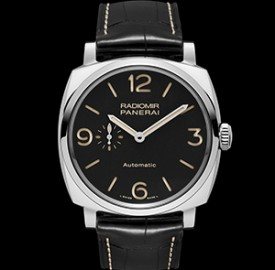 Panerai Unveils Its First Movement with a Micro-Rotor Featured in New Radiomir 1940 3 Days Automatic Models