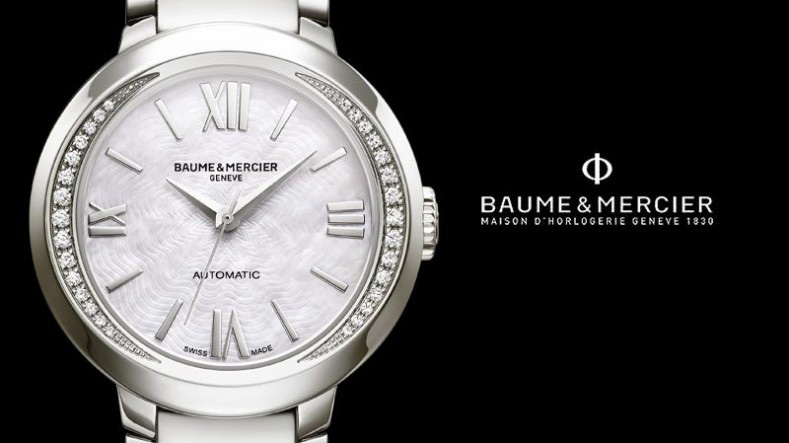 Baume & Mercier Promesse Watch Dial