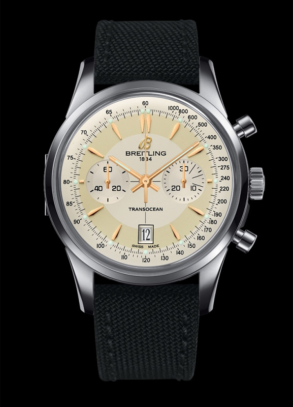Breitling Transocean Chronograph Limited Edition Watch