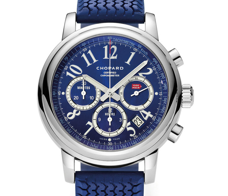 Chopard Mille Miglia Porsche Club Of America 60th Anniversary Limited Edition Steel Watch