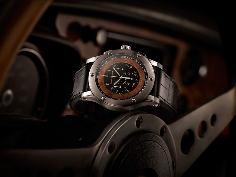 Ralph Lauren Sporting Collection Automotive Chronograph Watch
