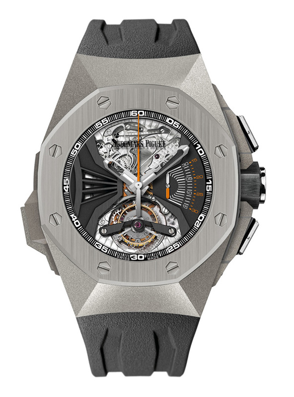 Audemars Piguet Royal Oak Concept Acoustic Research Watch