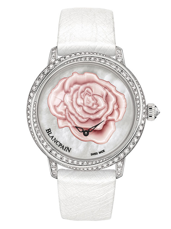 Blancpain Saint Valentine's Day 2015 Watch Front