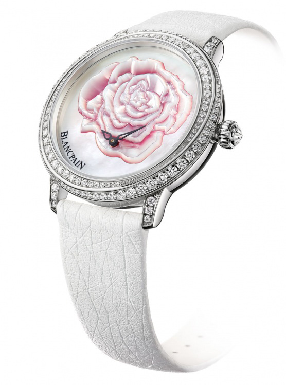 Blancpain Saint Valentine's Day 2015 Watch