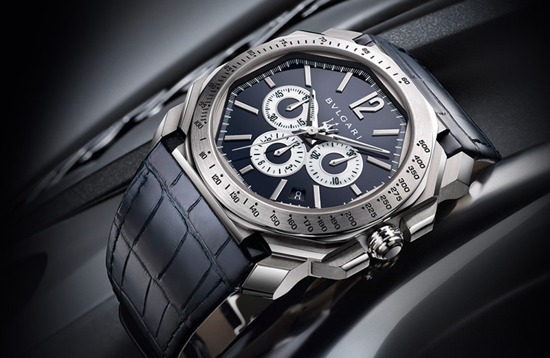 Bulgari Octo Maserati Limited Edition Watch
