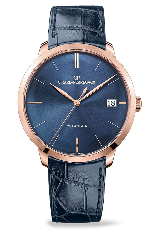 Girard-Perregaux 1966 Blue Hour Watch 49527-52-431-BB4A