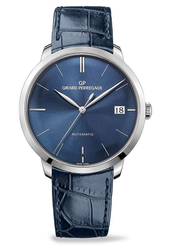 Girard-Perregaux 1966 Blue Hour Watch 49527-53-432-BB4A Front