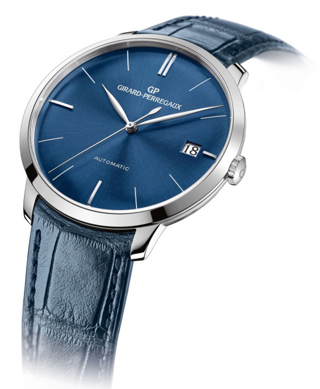 Girard-Perregaux 1966 Blue Hour Watch 49527-53-432-BB4A