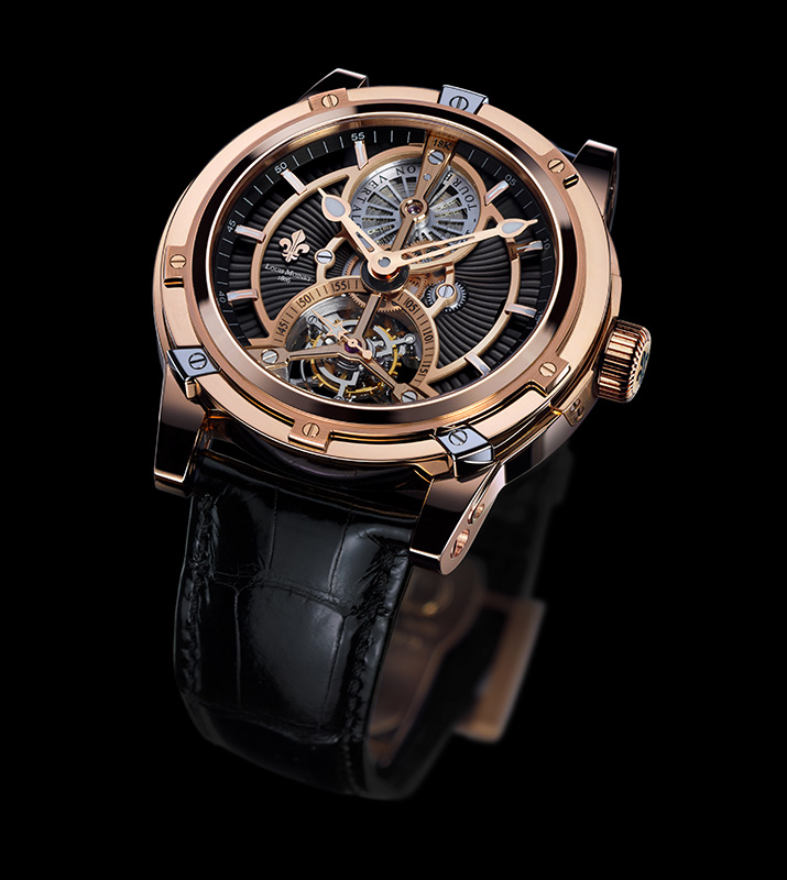 Louis Moinet Vertalor Watch LM-35.50.55