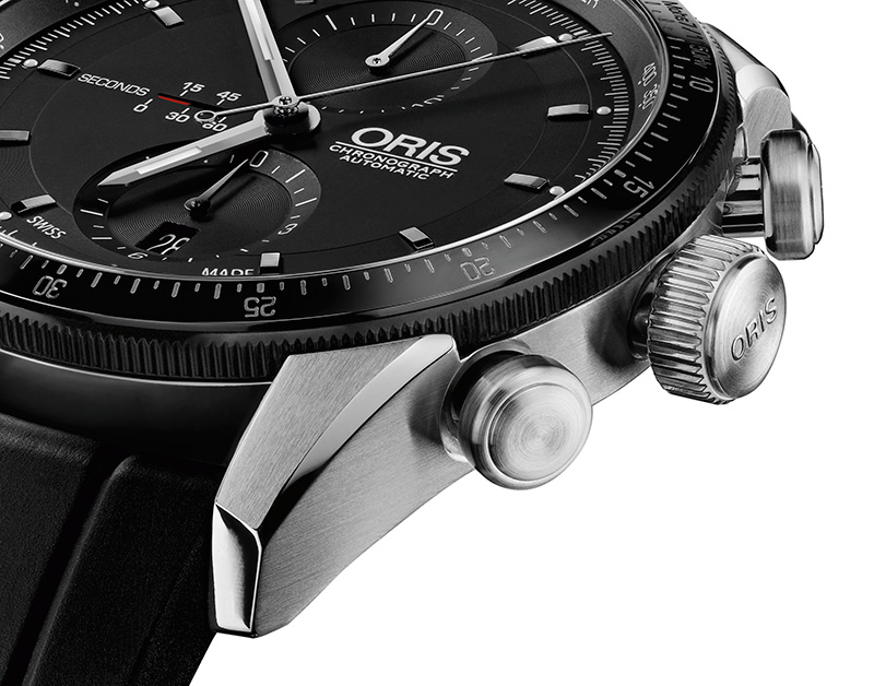 Oris Artix GT Chronograph Watch Crown