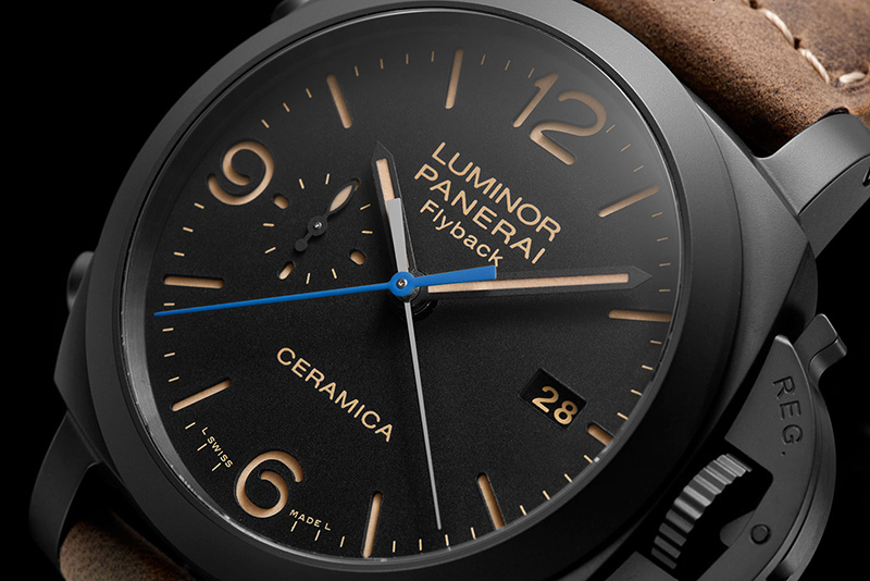 Panerai Luminor 1950 3 Days Chrono Flyback Automatic Ceramica Watch