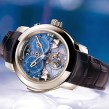 Ulysse Nardin Imperial Blue Watch Dial