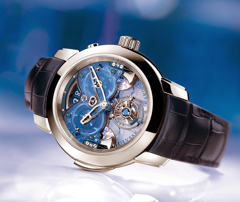 Ulysse Nardin Imperial Blue Watch