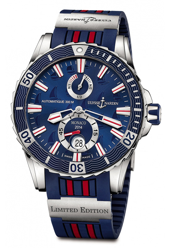 Ulysse Nardin Marine Diver Monaco Limited Edition 2014 Watch