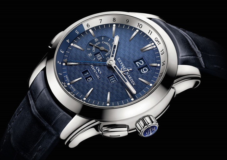 Ulysse Nardin Perpetual Calendar Boutique Edition Watch Profile