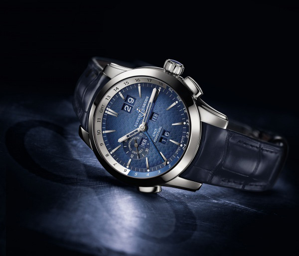 Ulysse Nardin Perpetual Calendar Boutique Edition Watch