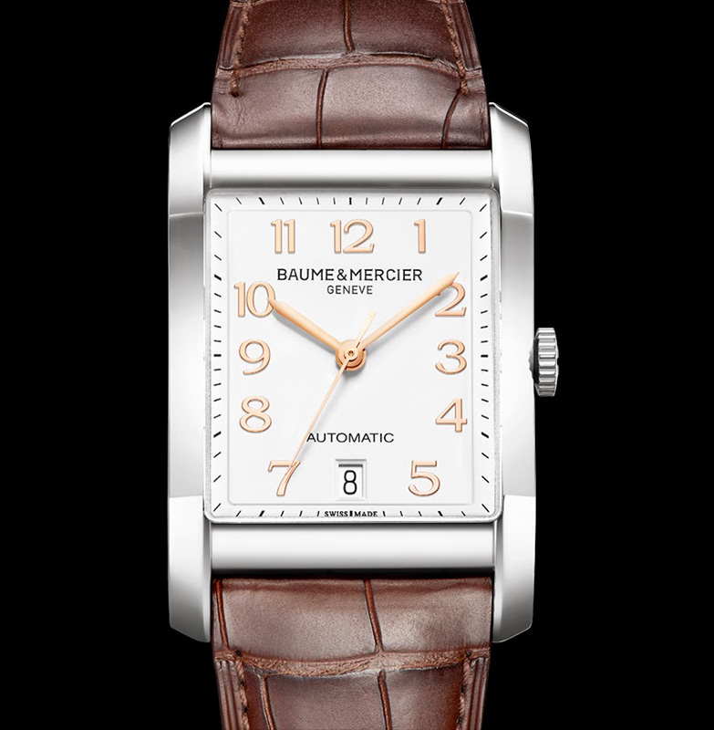 Baume & Mercier Hampton Automatic Watch Dial