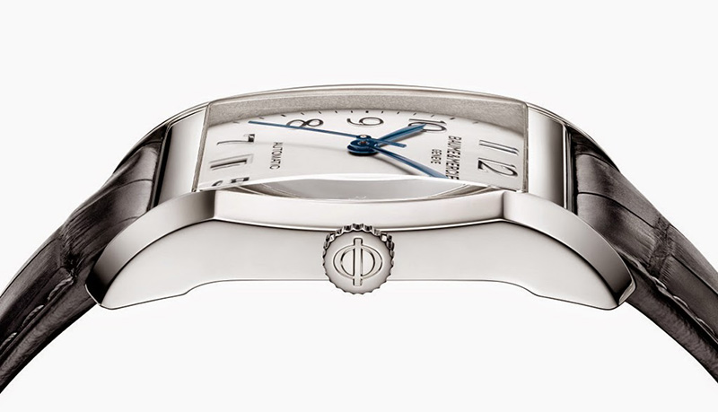 Baume & Mercier Hampton Automatic Watch Side