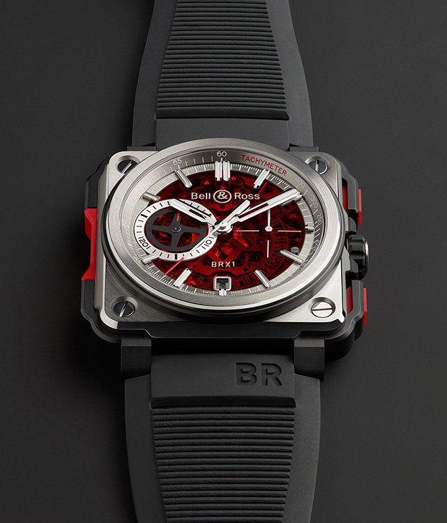 Bell & Ross Aviation BR-X1 Chronographe Watch