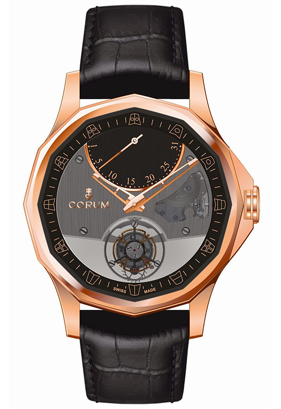 Corum Admiral's Cup Legend 42 Flying Tourbillon Watch