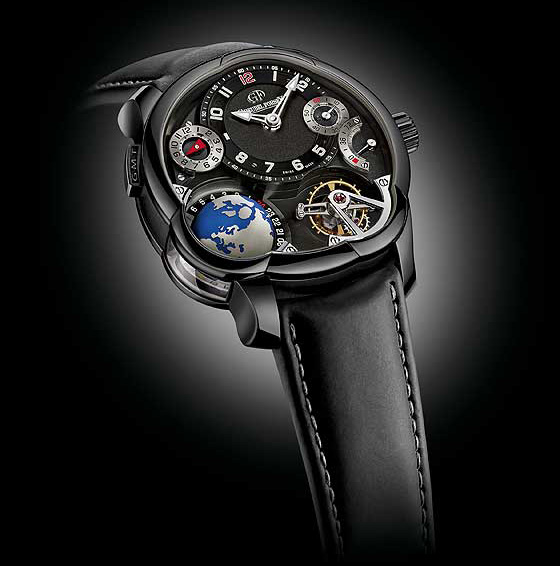 Greubel Forsey GMT Black Watch