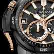 Graham Prodive Black and Gold Limited Edition Watch