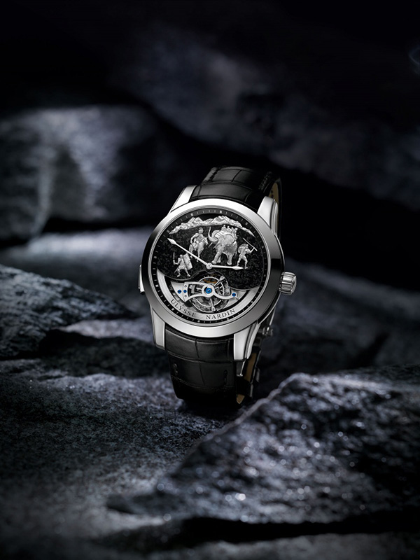 Ulysse Nardin Minute Repeater Hannibal Watch