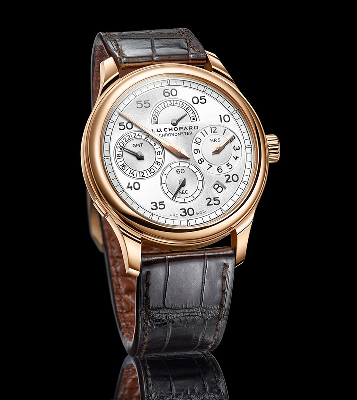 Chopard L.U.C Regulator Watch Front