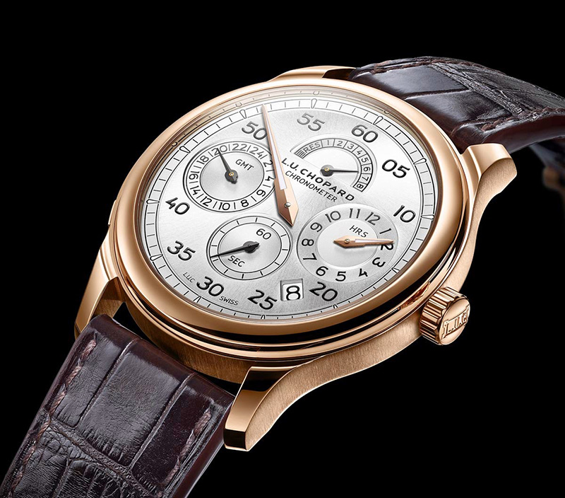 Chopard L.U.C Regulator Watch Profile