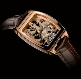 Corum Golden Bridge Dragon & Phoenix Watch