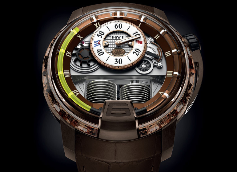 HYT H1 Cigar Watch