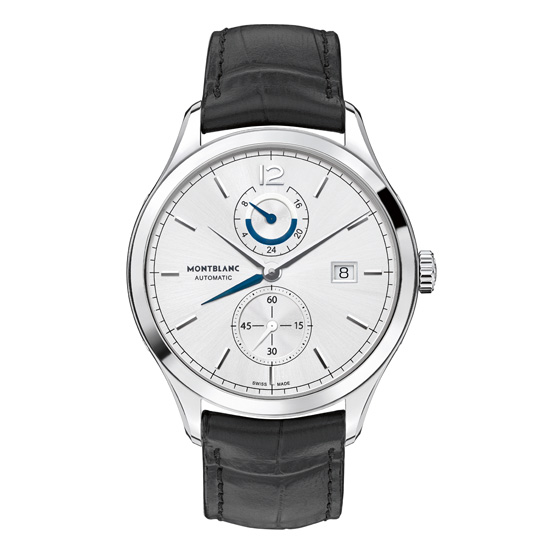 Montblanc Heritage Chronometrie Dual Time Watch