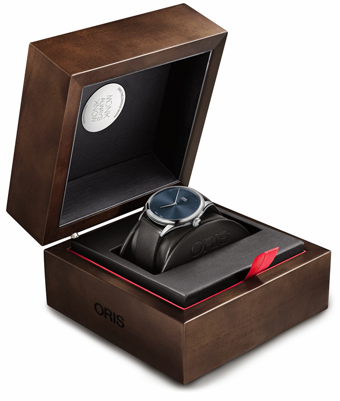 Oris Thelonious Monk Limited Edition Watch Box