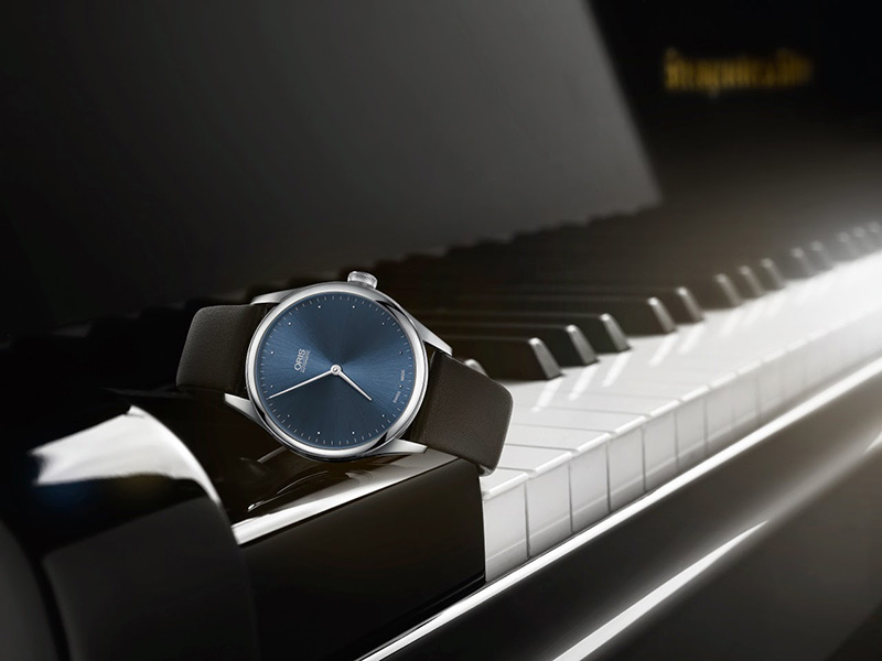 Oris Thelonious Monk Limited Edition Watch