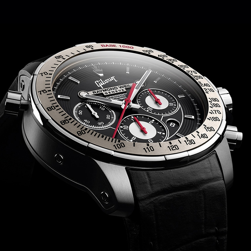 Raymond Weil Nabucco Limited Edition Watch Dial